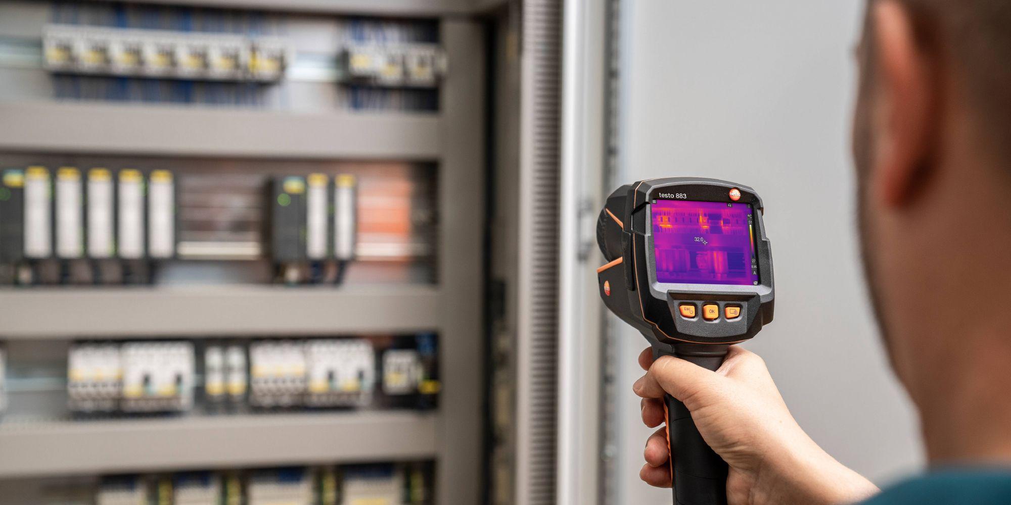 Thermografie in der Instandhaltung