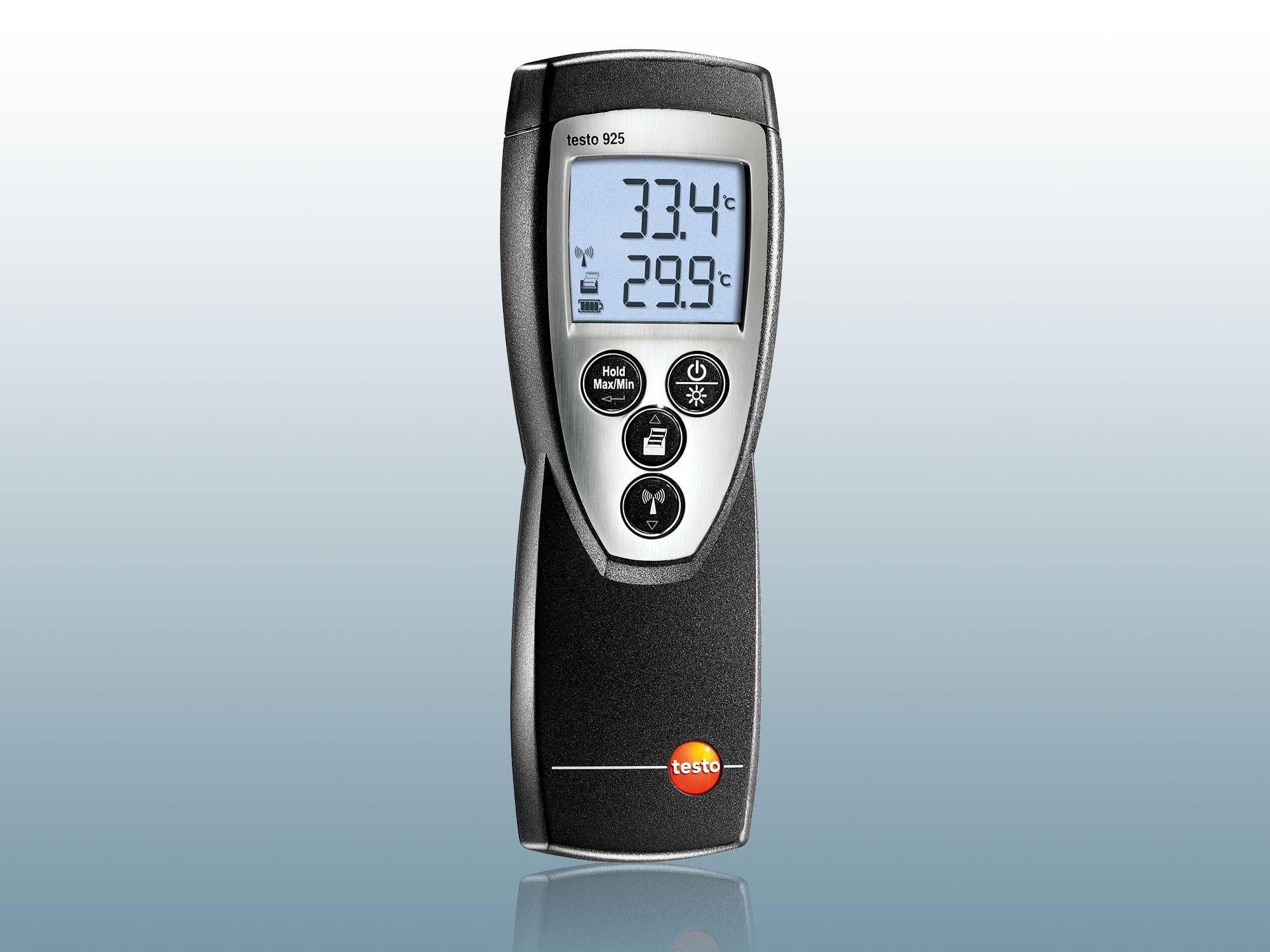 Medição da temperatura