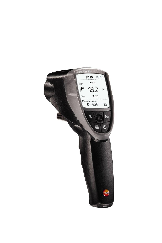 testo 835-H1 infrarood temperatuurmeetinstrument