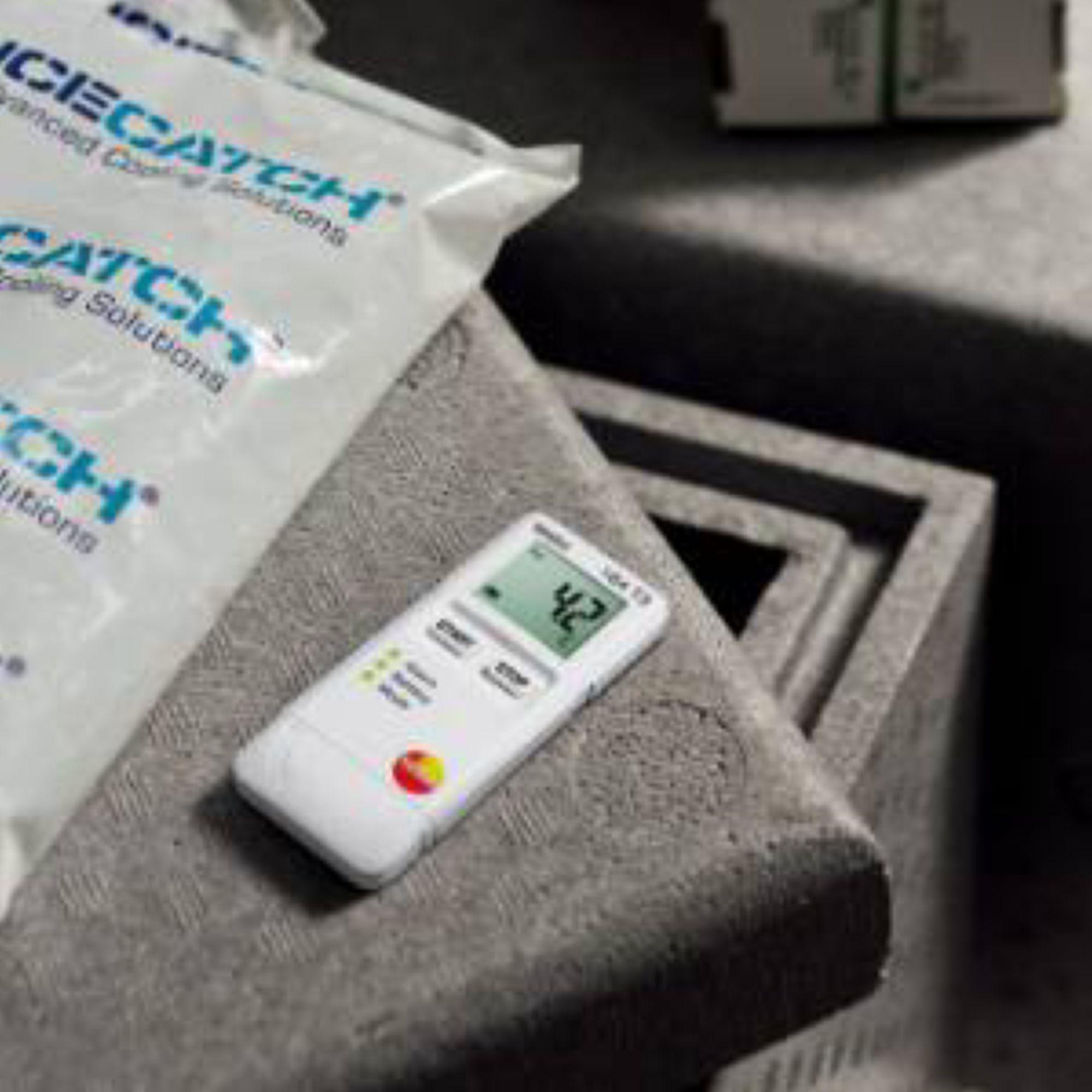 疫苗等藥品冷鏈記錄儀解決方案