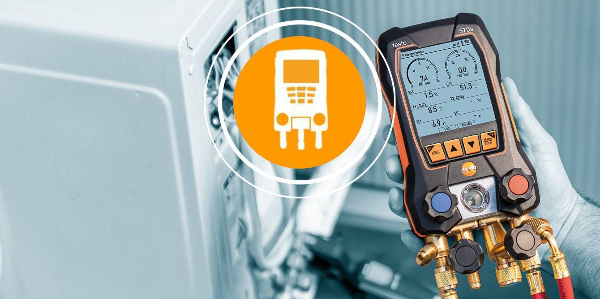 Soğutma sektörüne yönelik ölçüm cihazları ve uygulama bilgileri