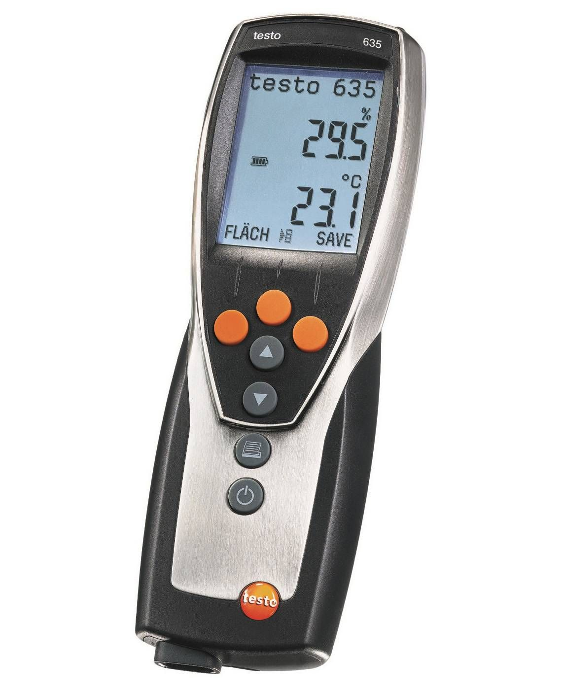 testo 635-2 U-value promo set