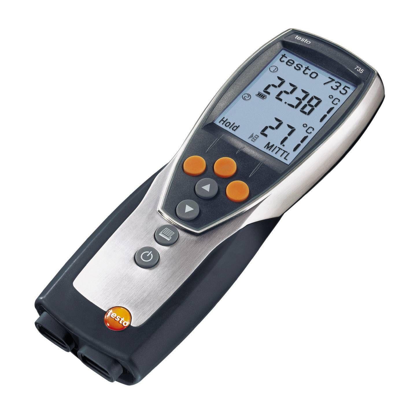 Termómetro profesional testo 735