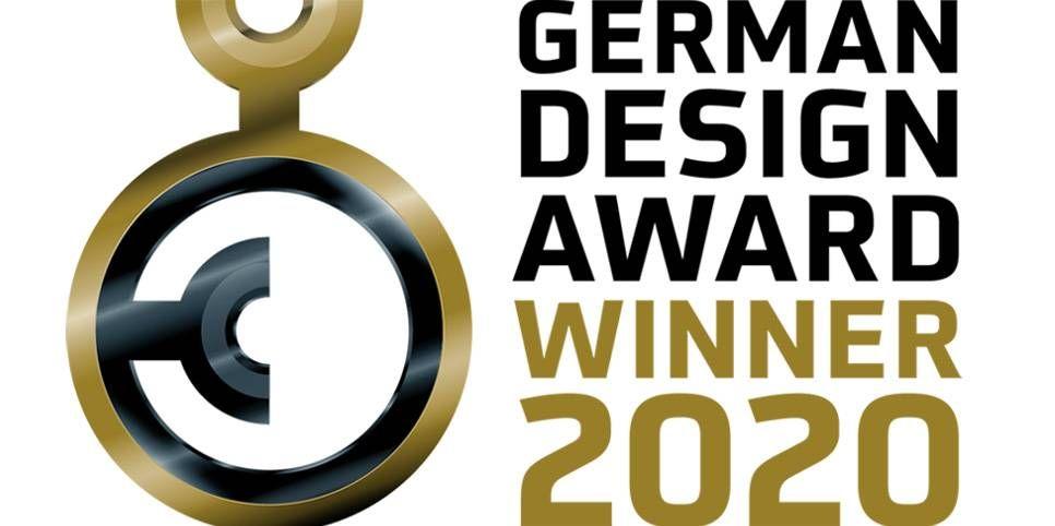 Alman tasarım ödülleri 2020 - 3 ödül!