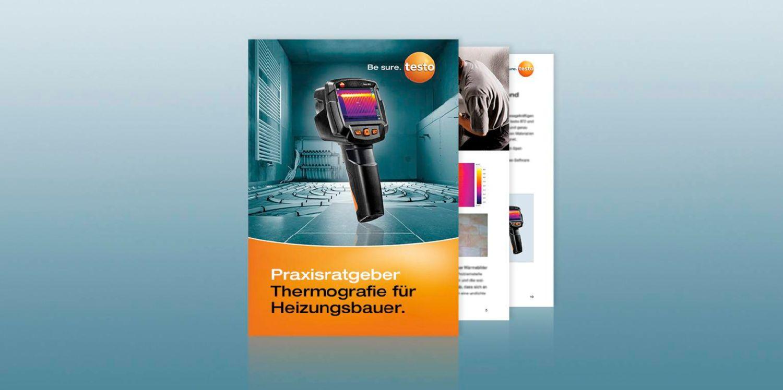 Thermografie im Heizungsbau