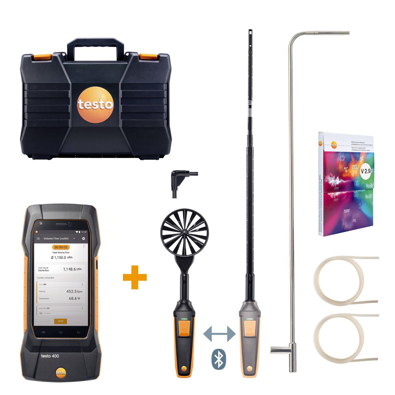 testo 510i Differential Pressure Manometer Smart Probe