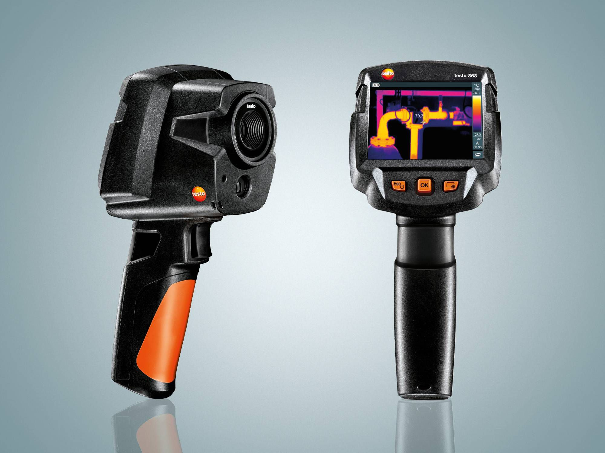 testo 868 thermal imager