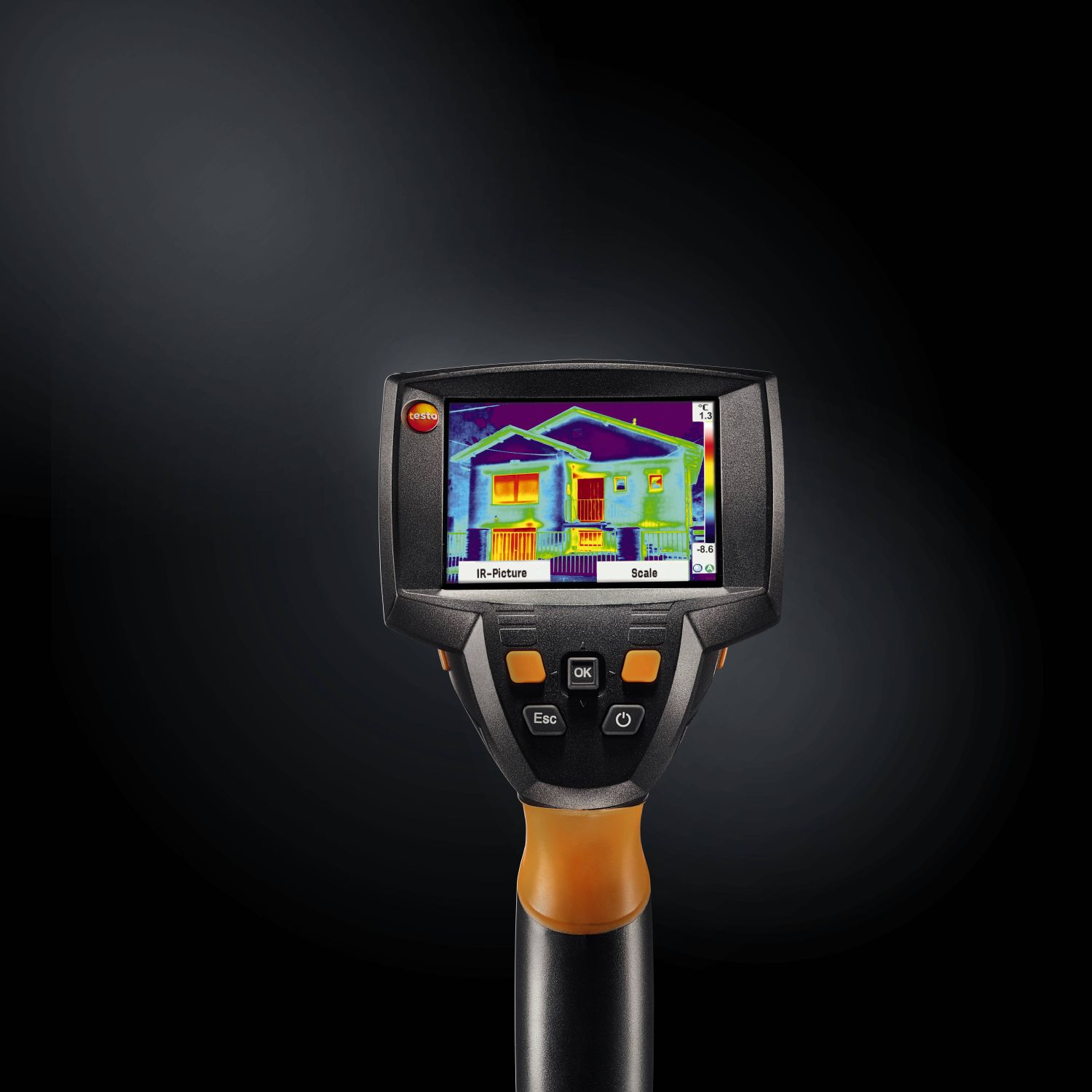 Testo Thermal Imagers 875i (Pistol Design)