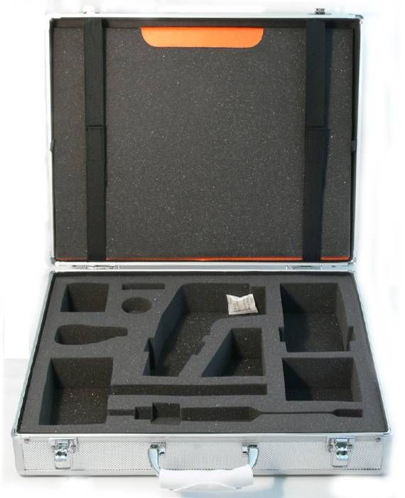 Aluminium case for testo 835