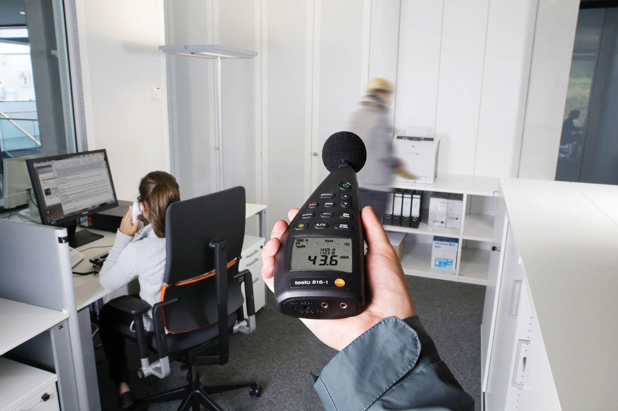 testo 816 Schallpegelmessgerät