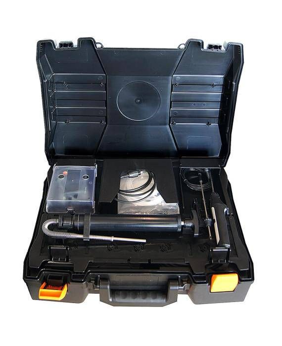 Transport case for testo 340