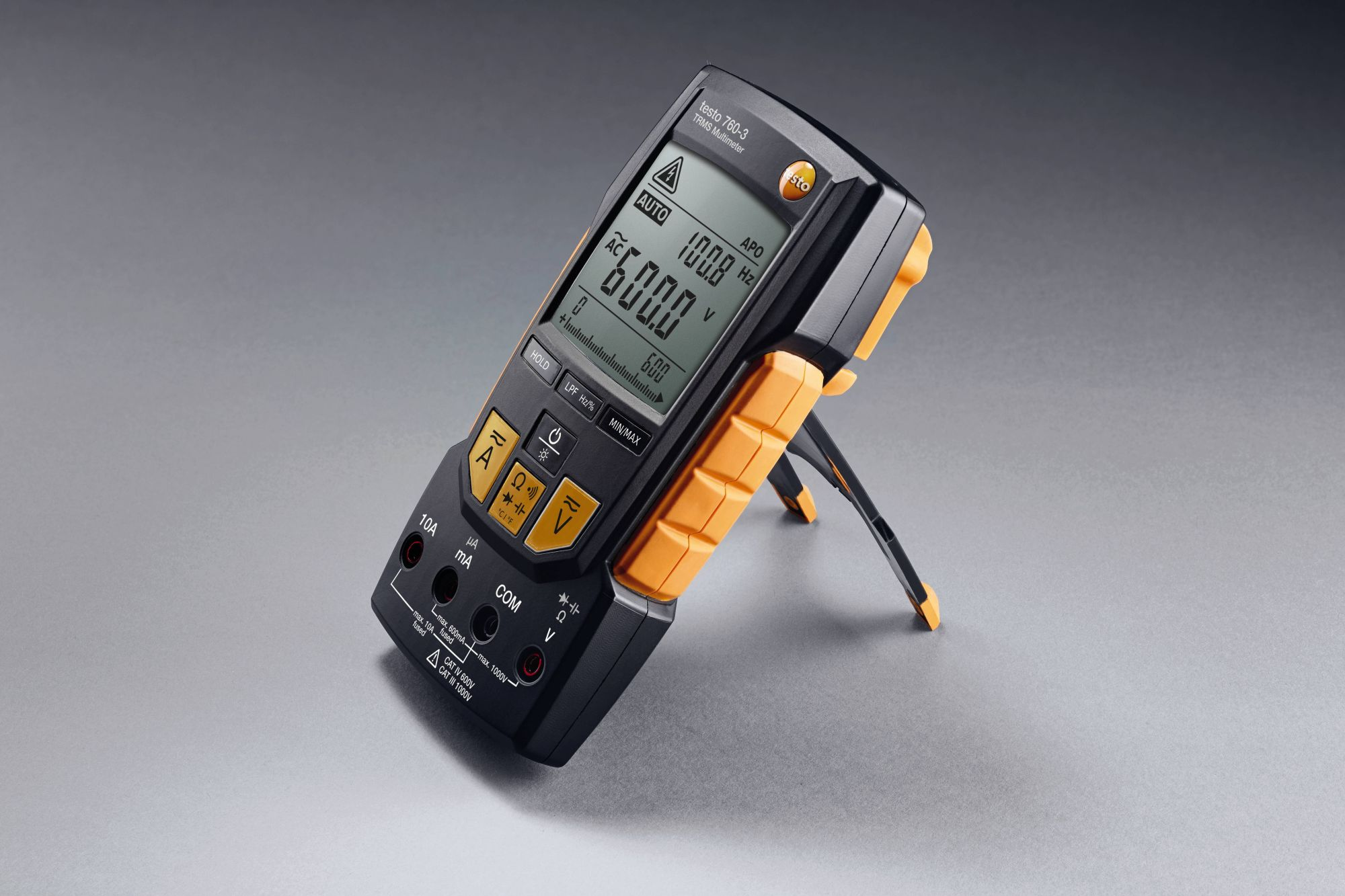 testo 760-3 Multímetro digital