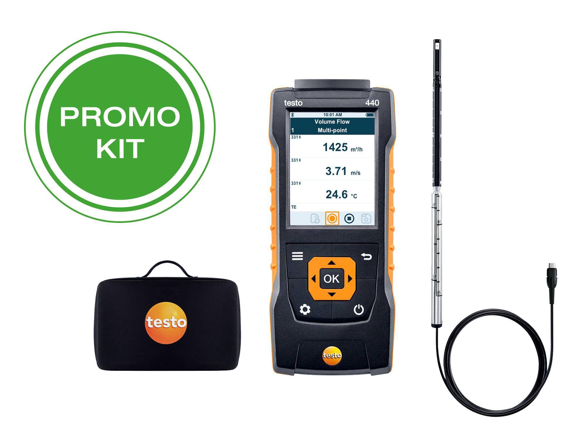 testo440 Hot Wire Kit