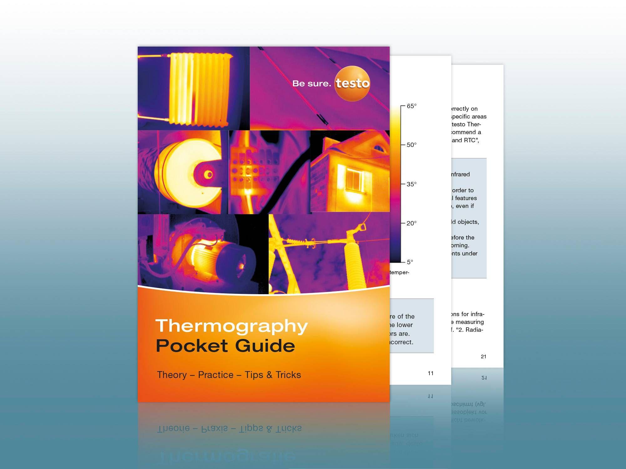 Pocket Guide di termografia