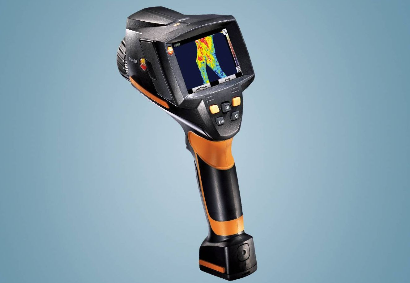 Wärmebildkamera - testo 875