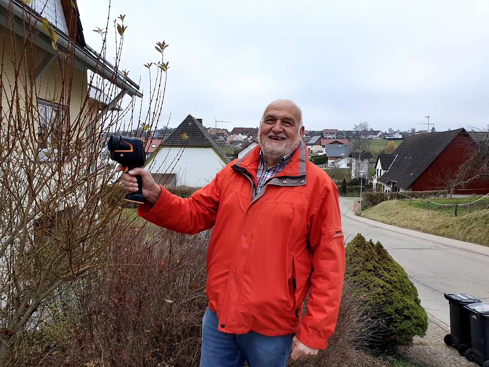Energy consultant Kuno Schlatter