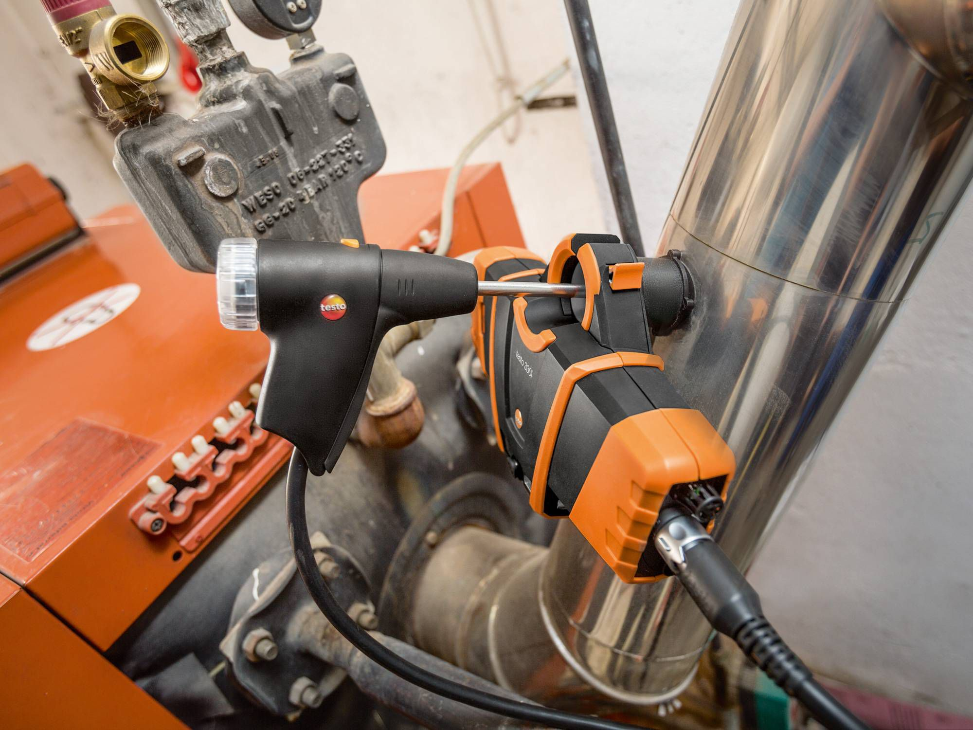 Testo analiza ispušnih plinova