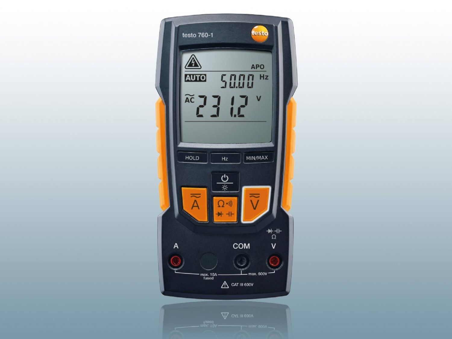 Multimètre digital testo 760-1