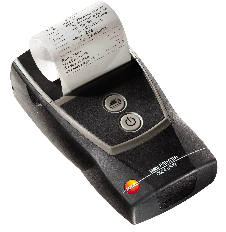 testo-Schnelldrucker IRDA mit kabelloser Infrarot-Schnittstelle