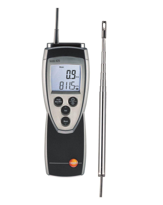 Thermo-anémomètre avec sonde d'écoulement