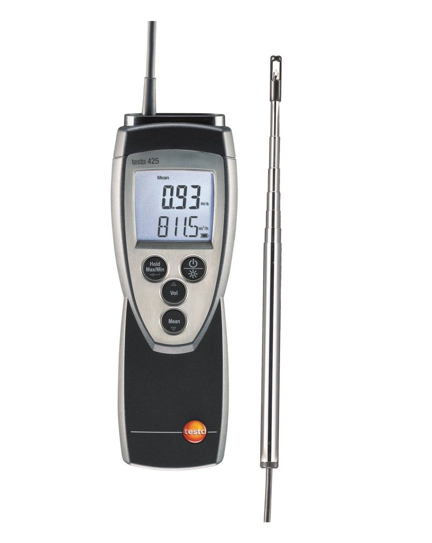 testo 425 Anemómetro térmico