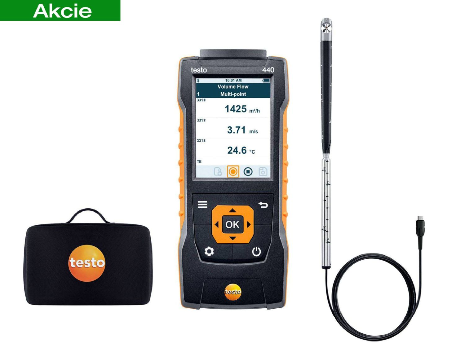testo 440 16 mm Vane Kit