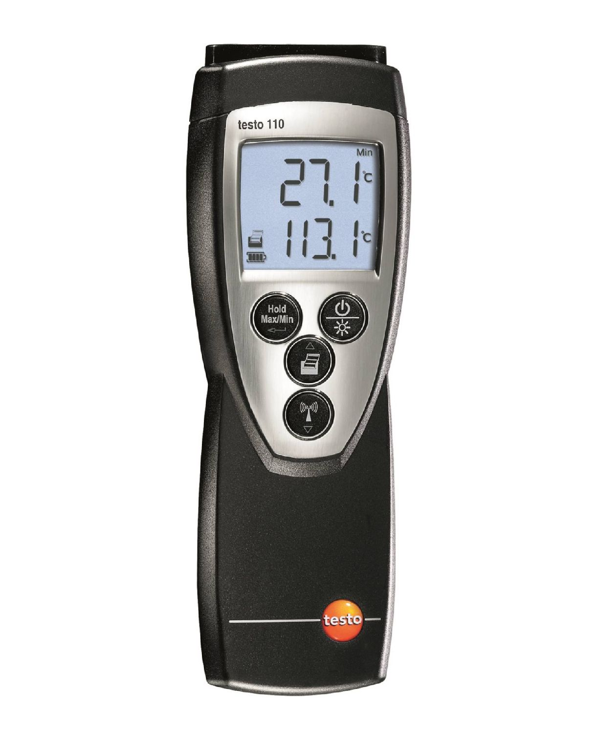 testo 110 temperatuur meetinstrument