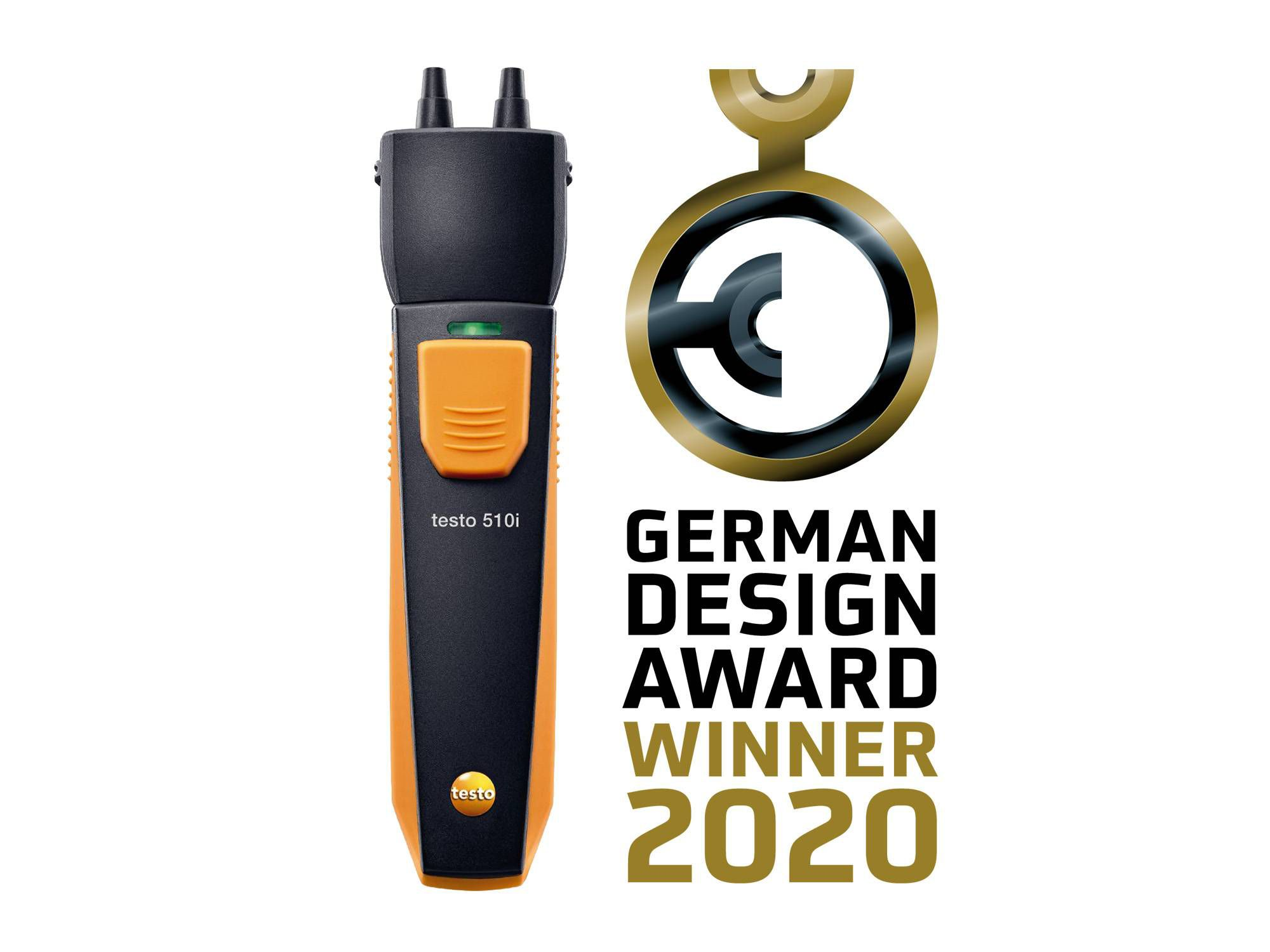 testo 510i German Design Award