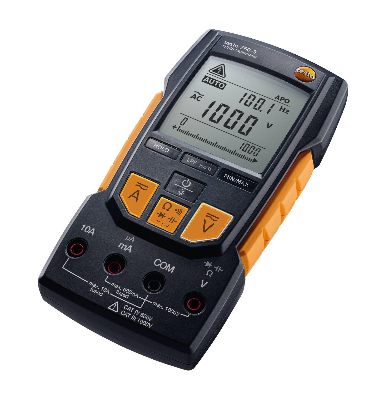 Multimetru digital TRMS testo 760-3