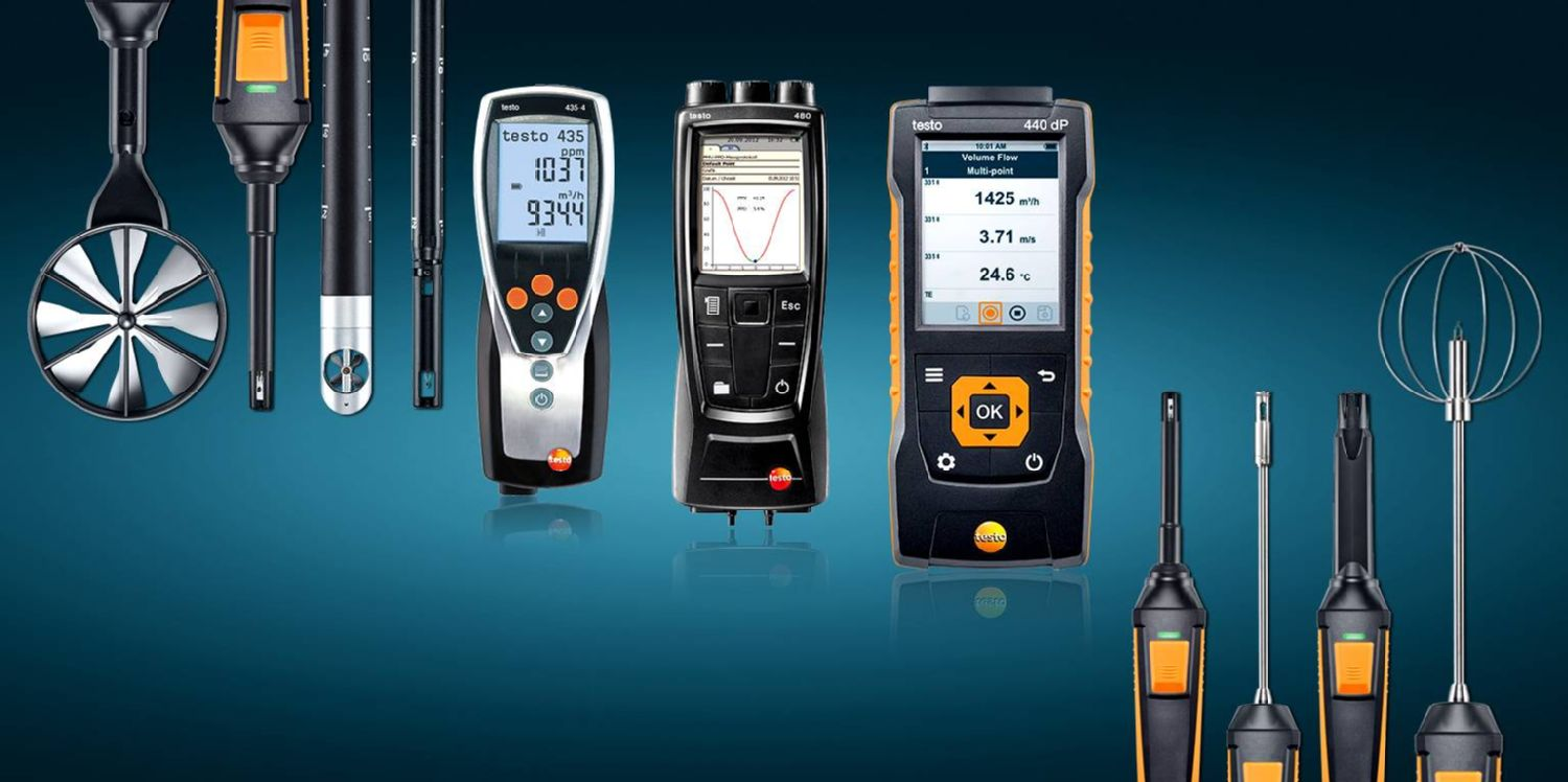 Discover Testo Multifunction Instruments