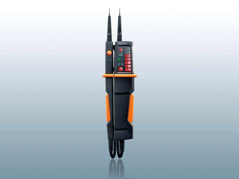 Detector de tensión testo 750-1