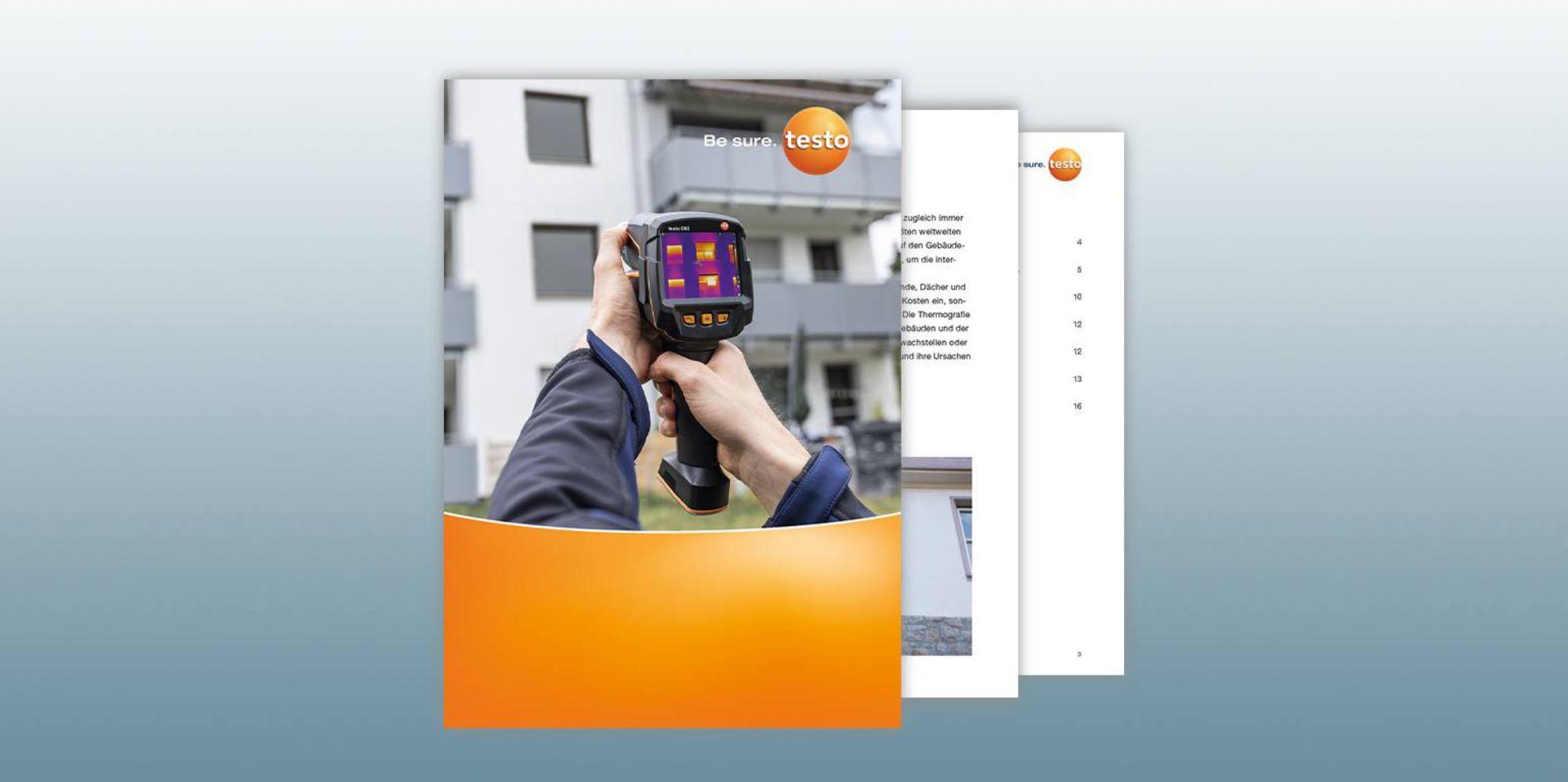 Thermografie im Bauwesen