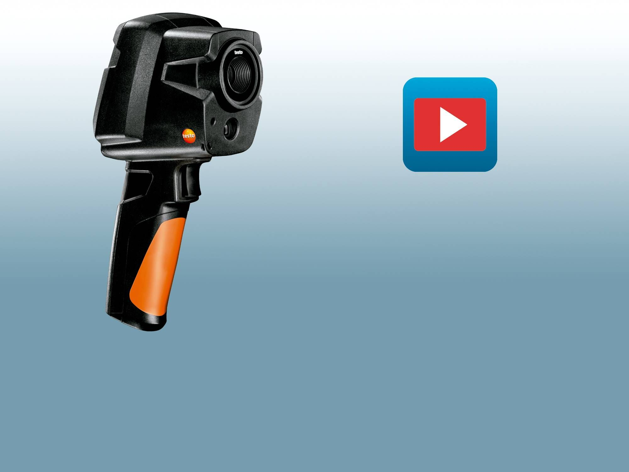 Como usar las cámaras testo 865/868/871/872
