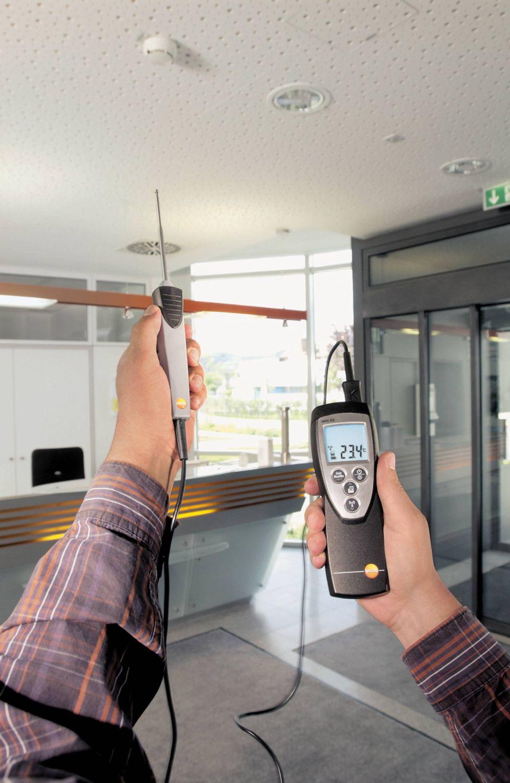 Thermomètre à sonde interchangeable (2 canaux)