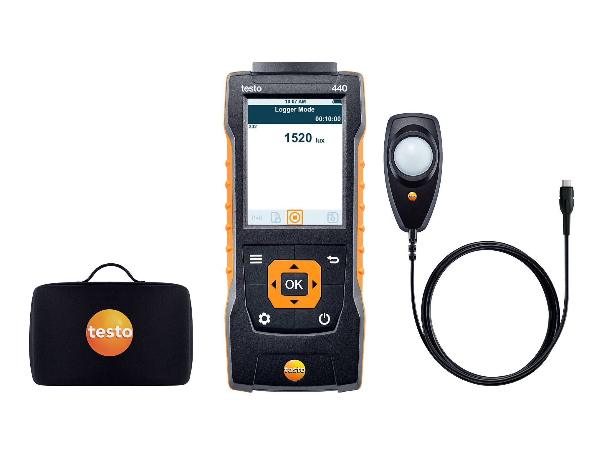 testo440 Kit lux