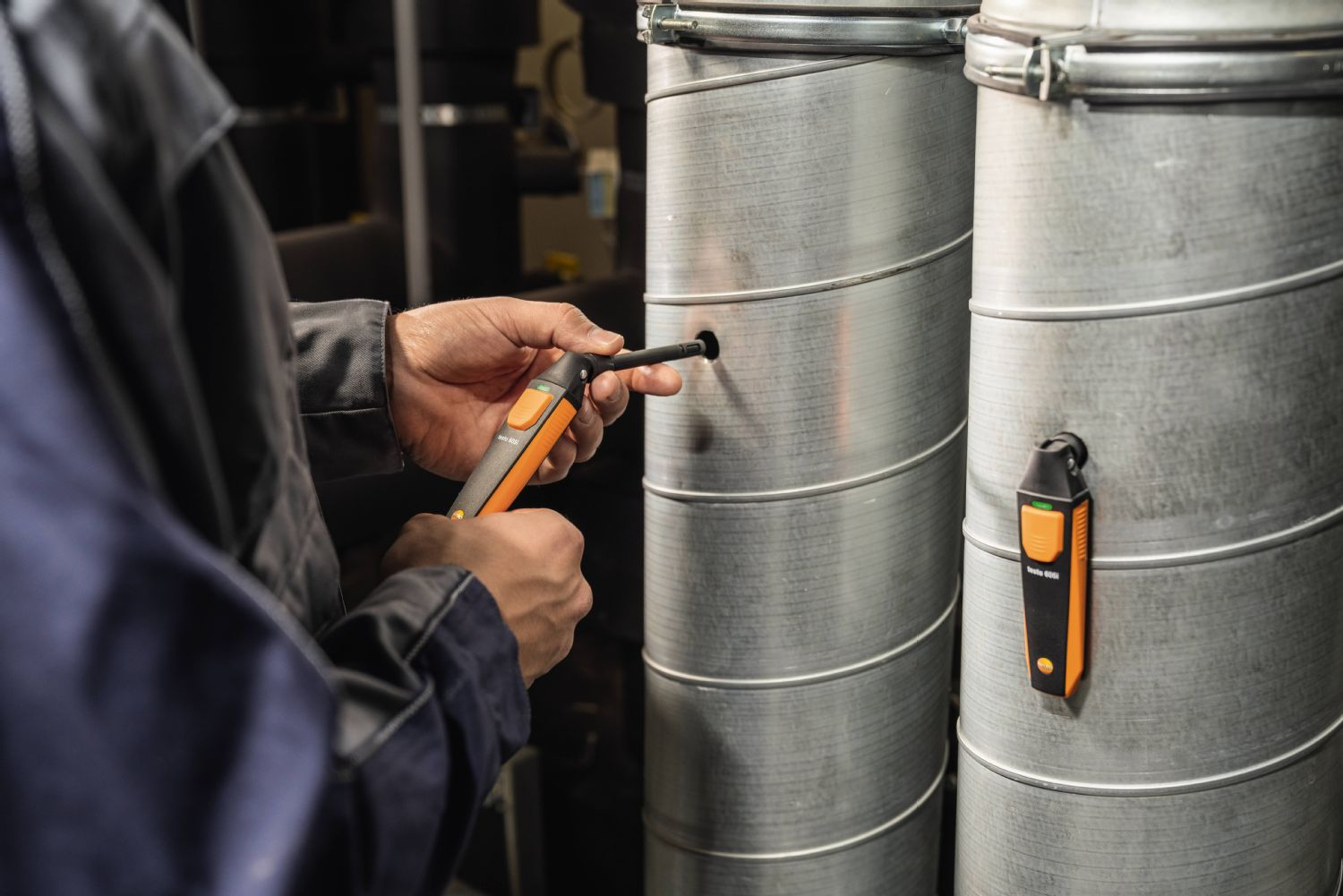 application testo Smart Probes