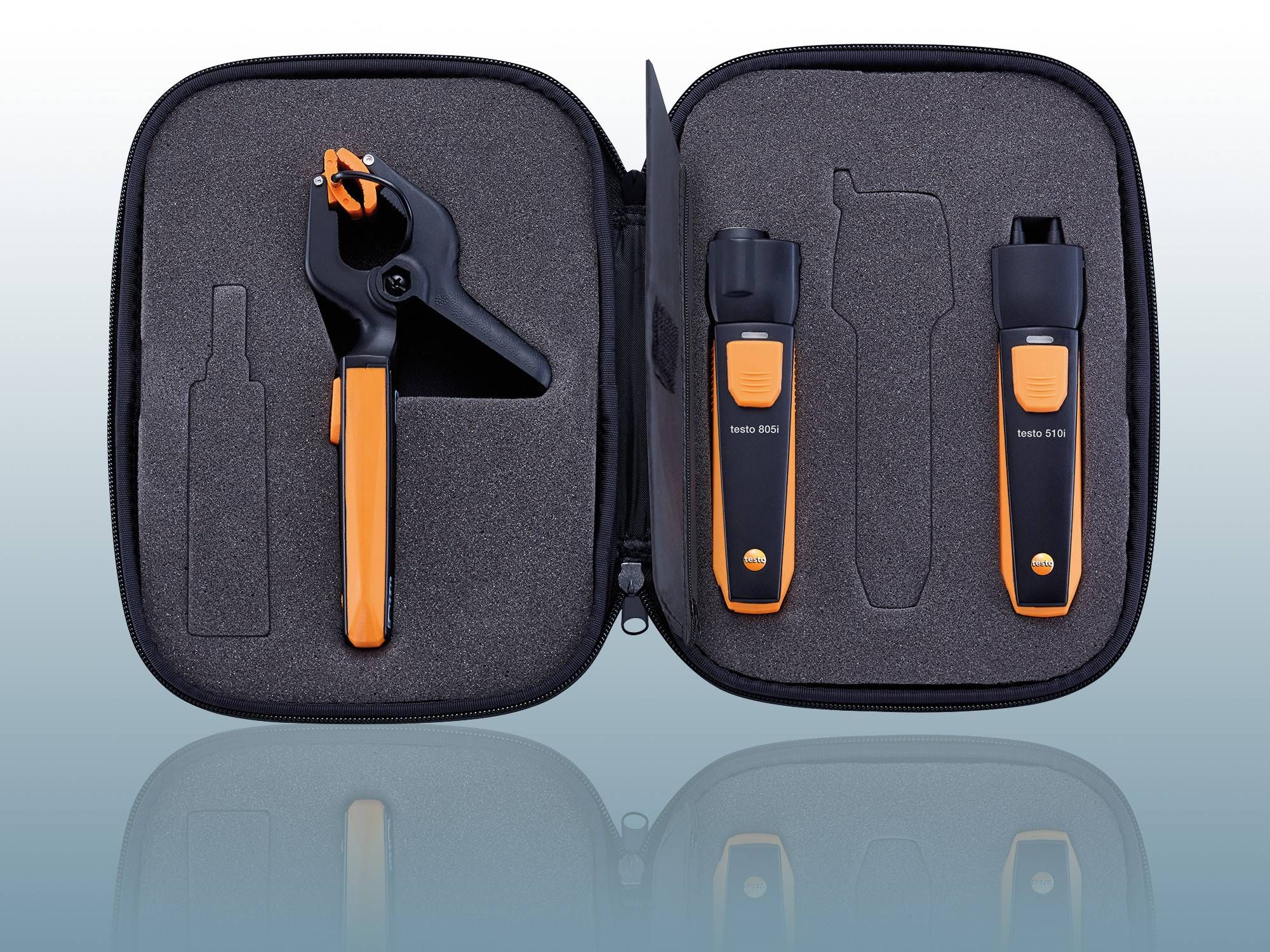 Kit chauffagiste testo Smart Probes