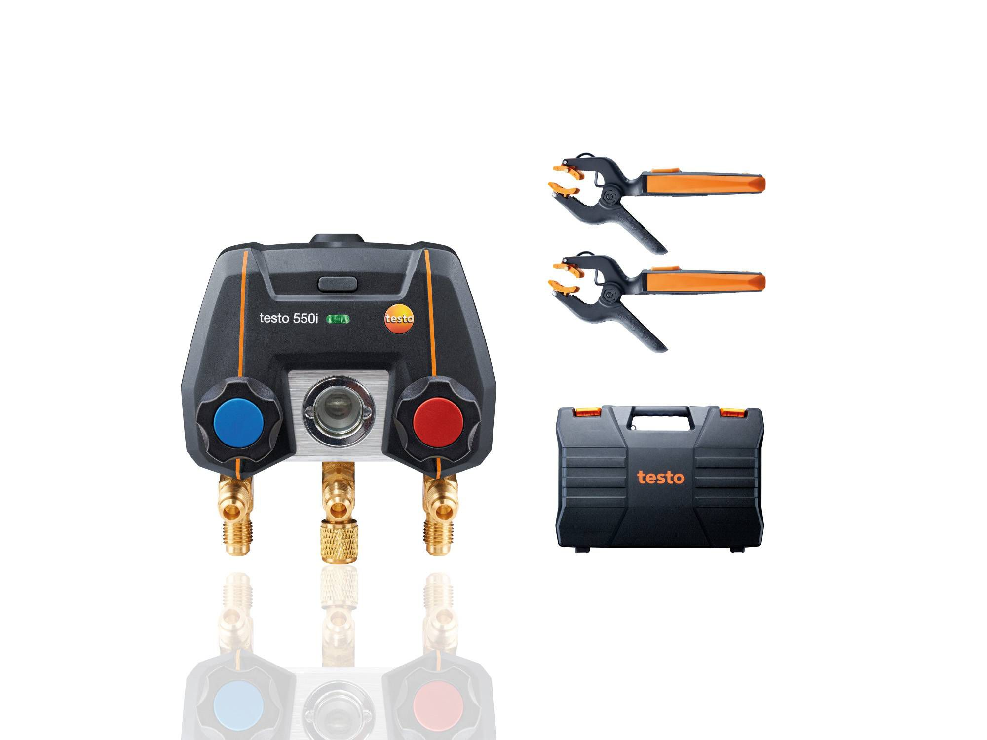 testo 550i kit Smart