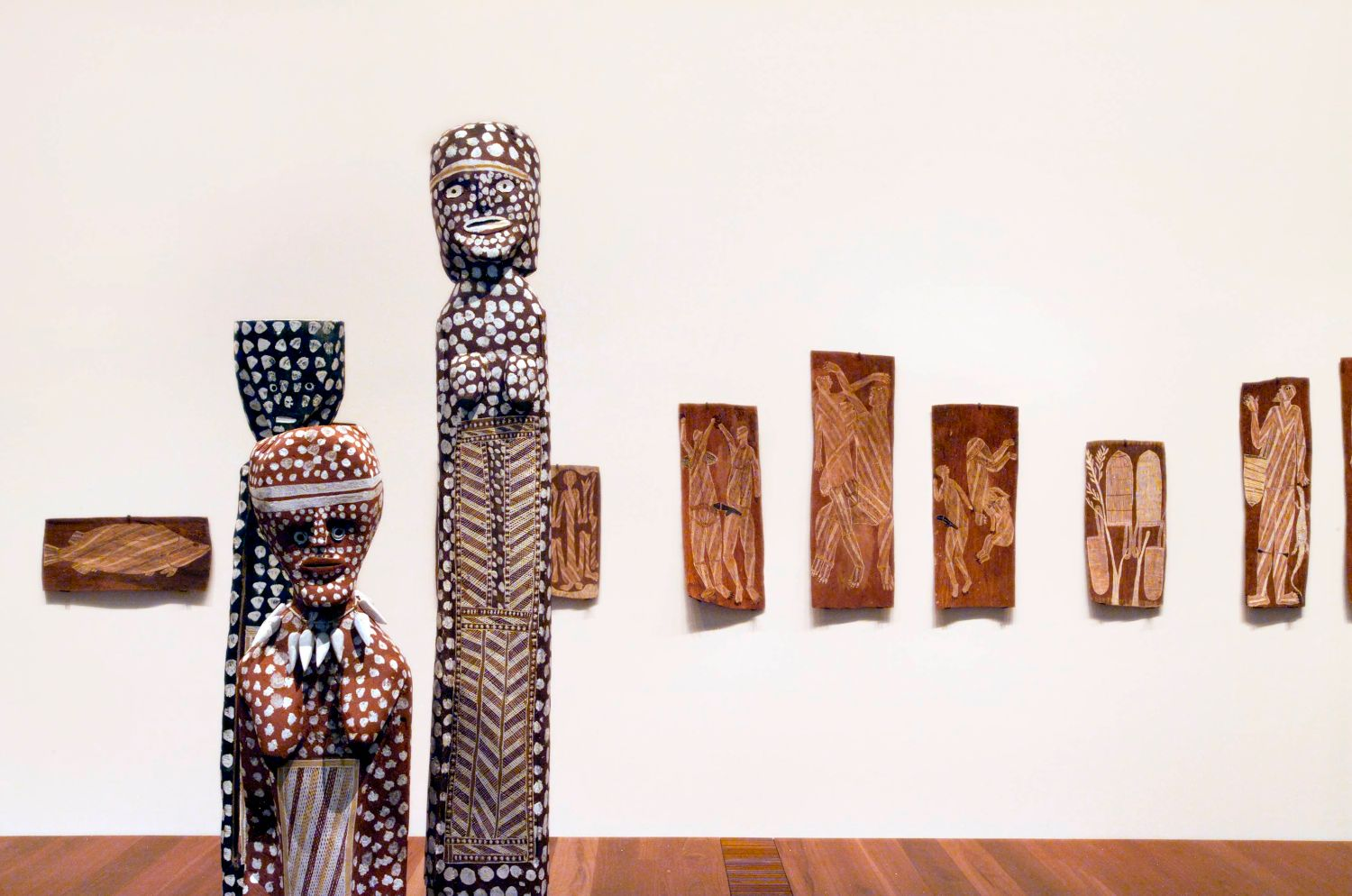 Precious Artwork at National Gallery of Victoria protected by Testo