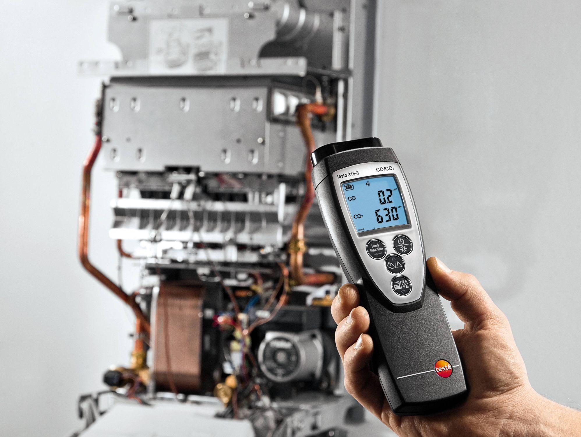 testo 315-3 Umgebungsmessung Klimaanlagen