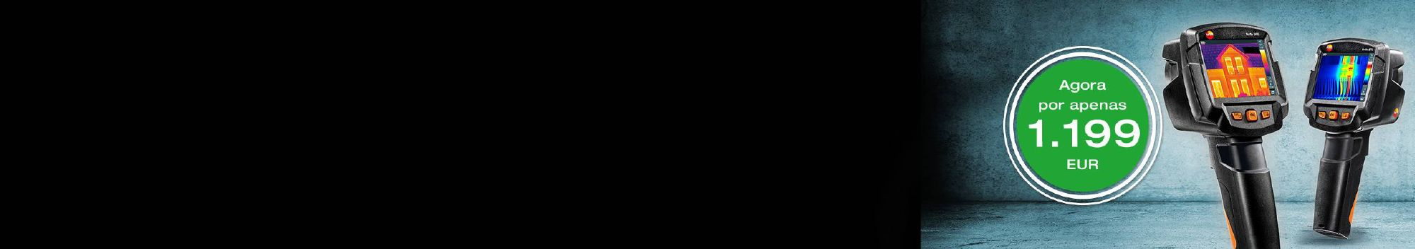 C&acirc;mara termogr&aacute;fica <b>testo 868</b>