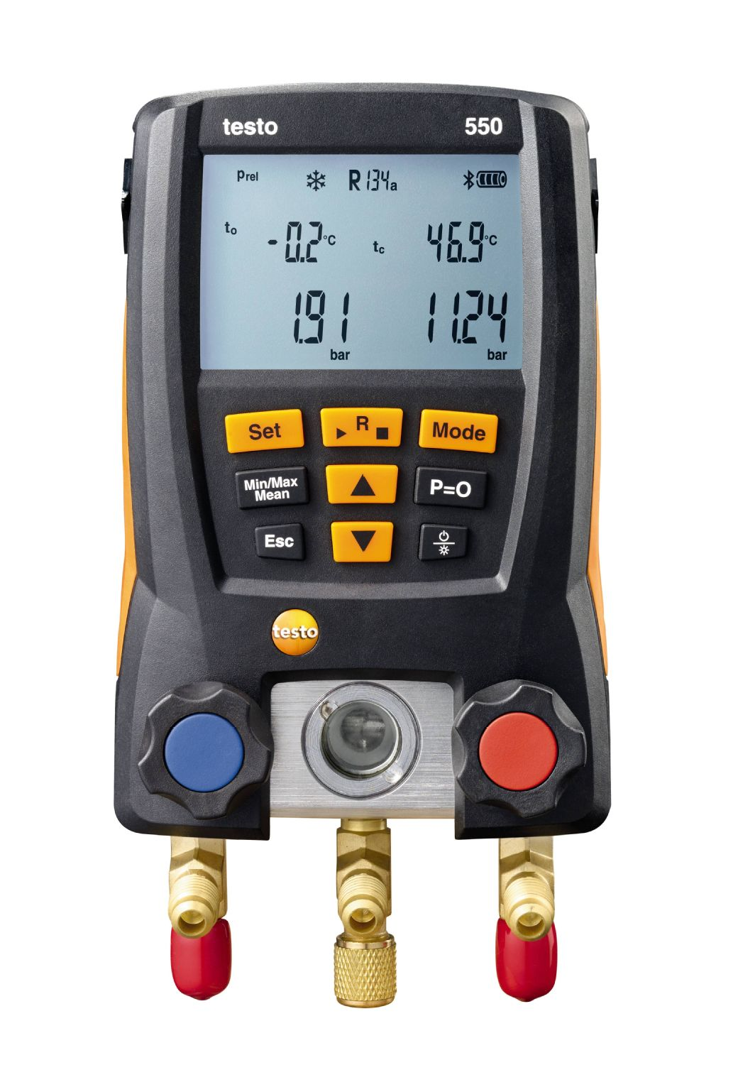 testo 550