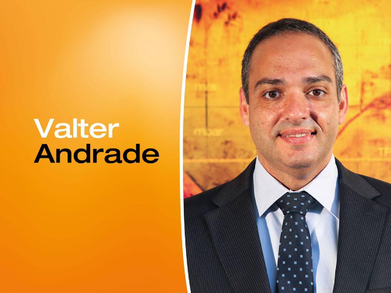Valter Andrade - Testo