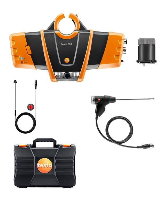 testo 330i heating engineering set