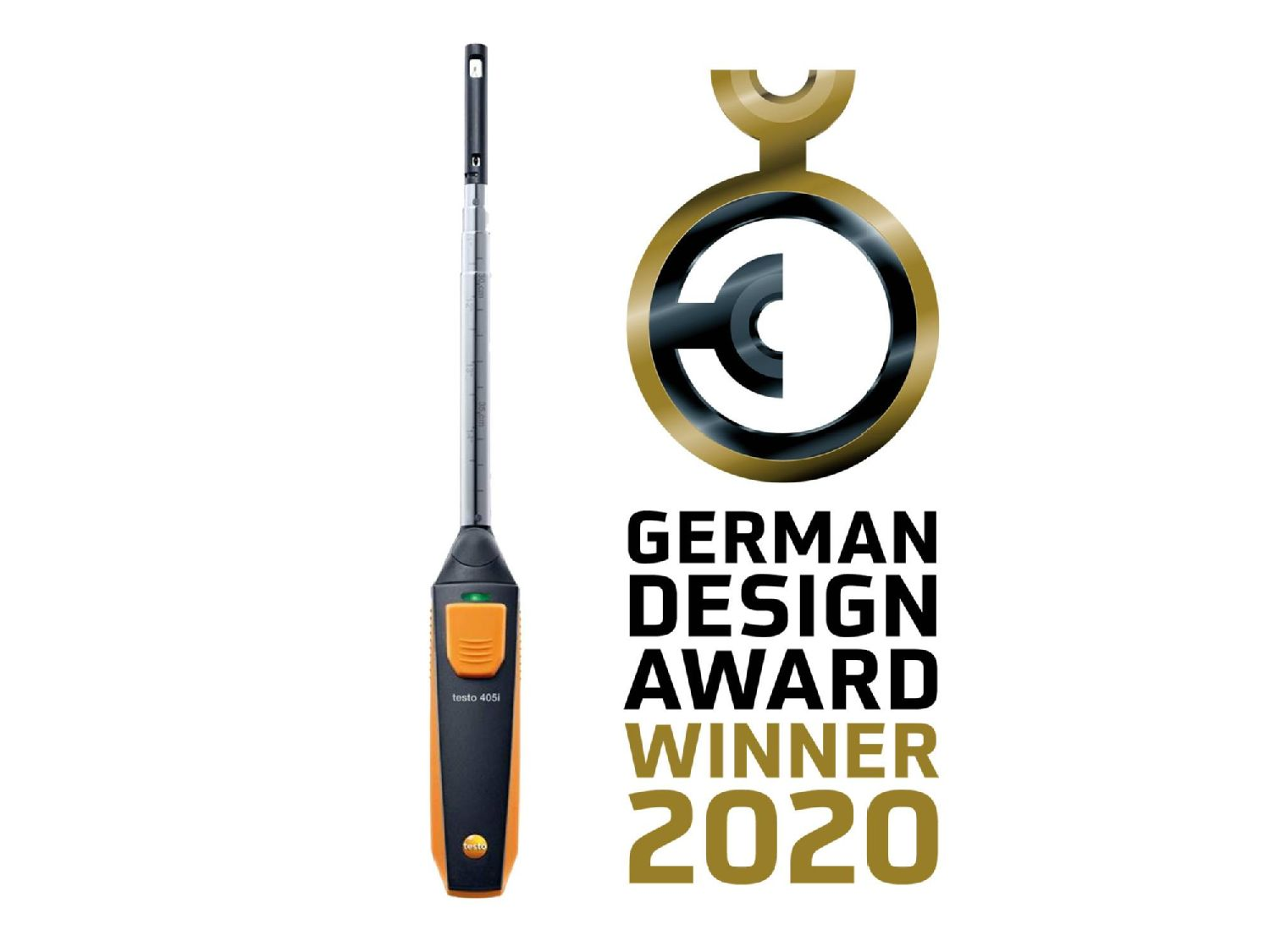 testo 405i German Design Award