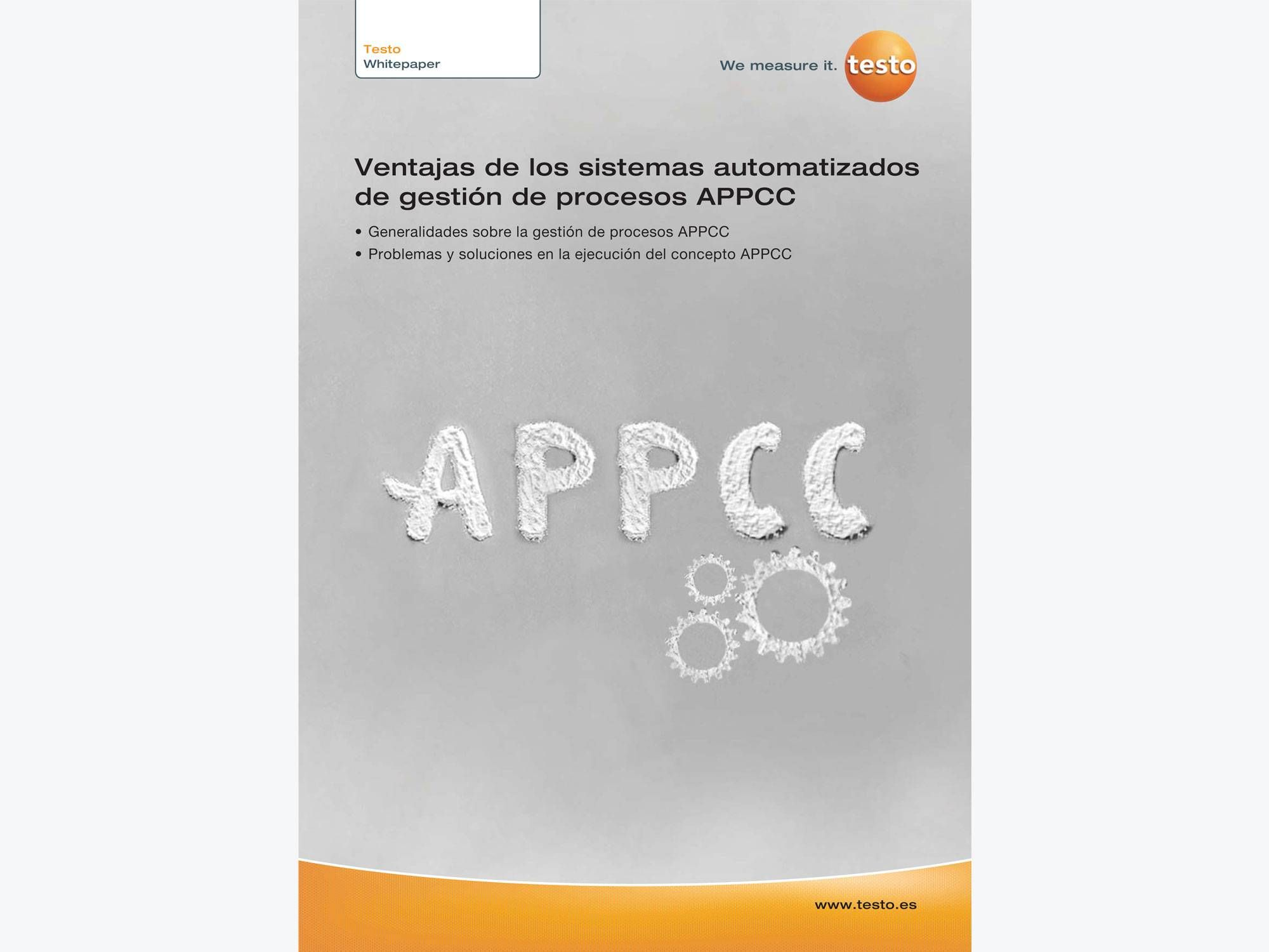 White paper APPCC testo