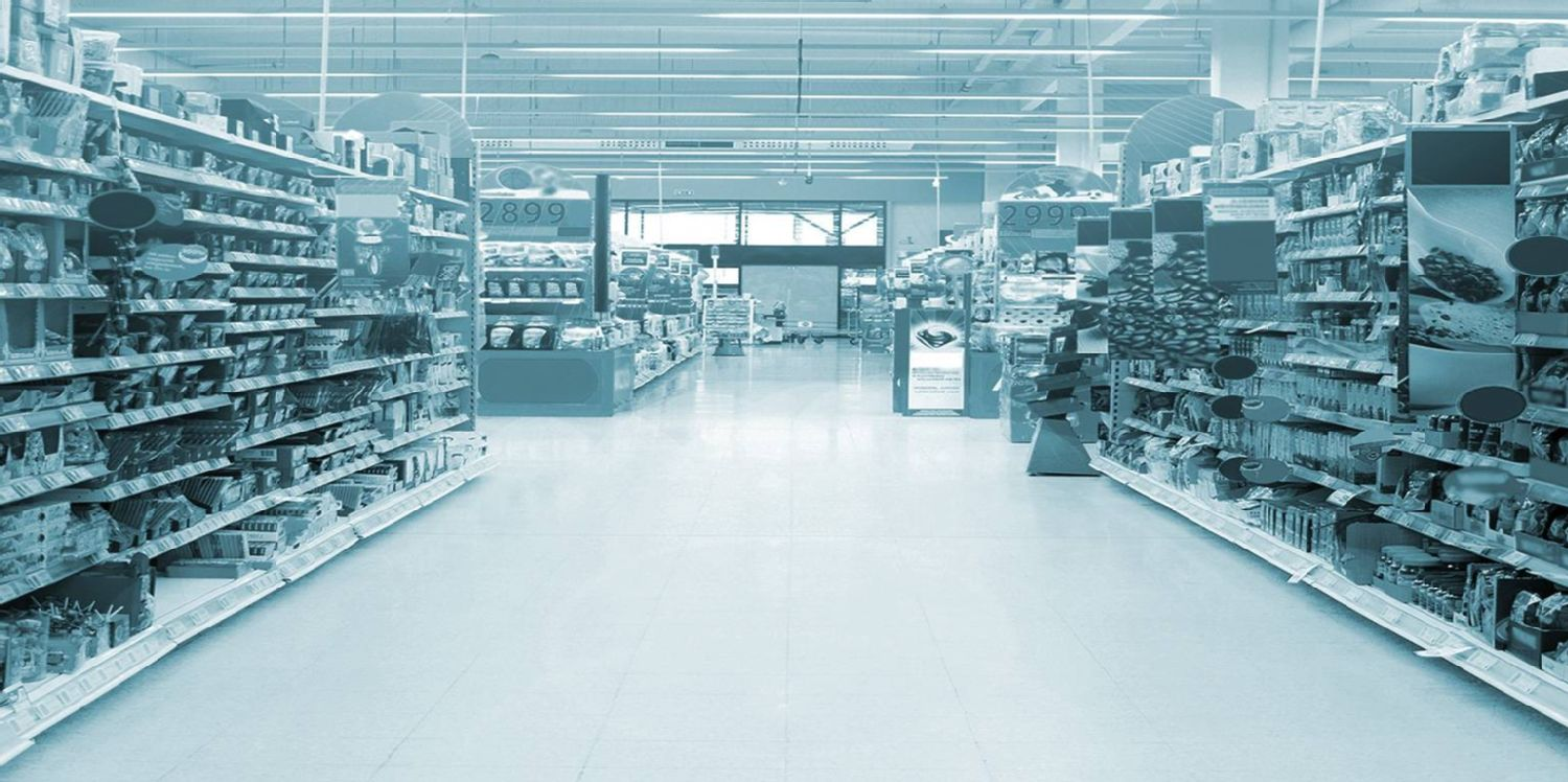 Measurement technology for supermarkets