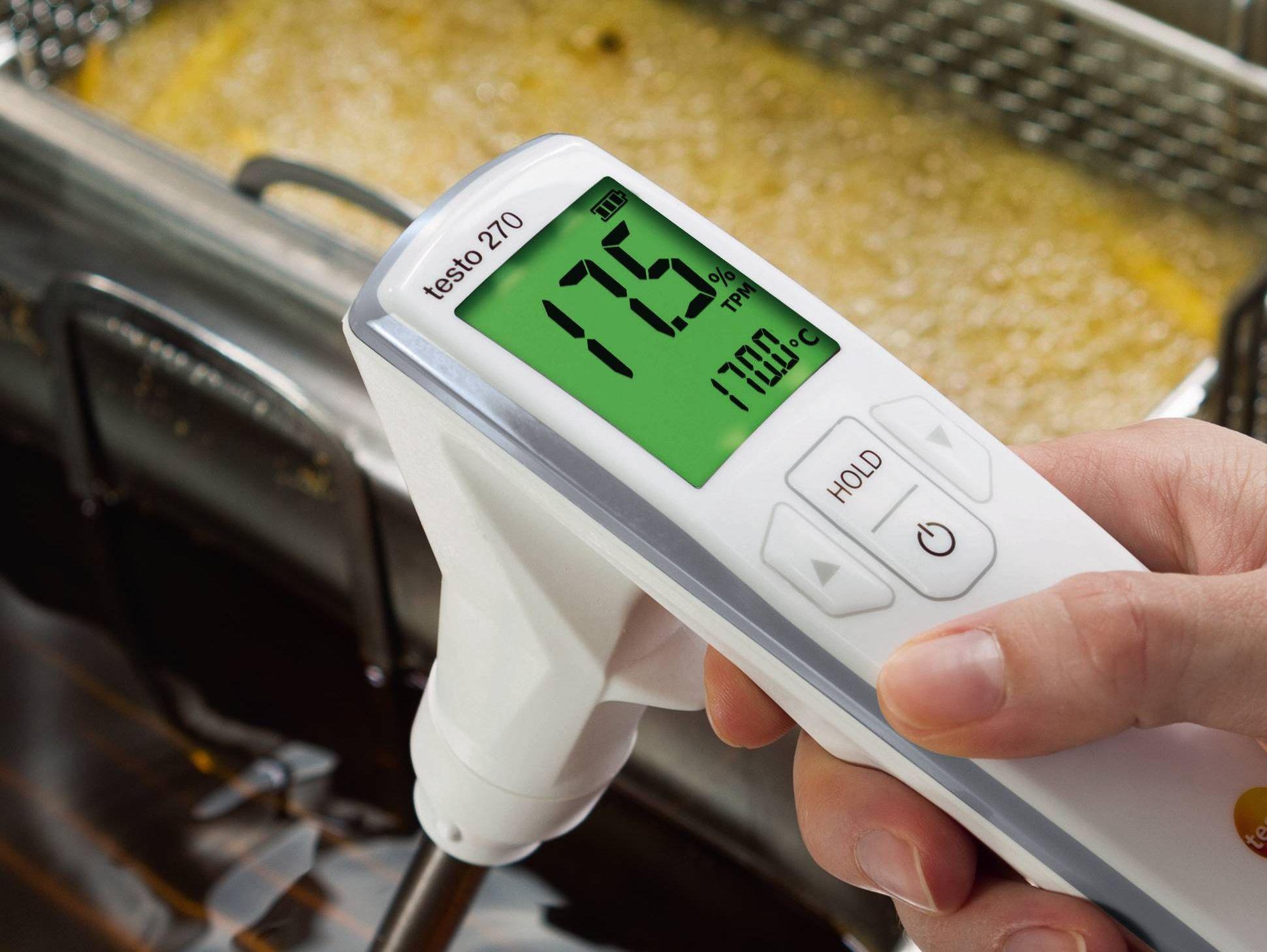 testo 270 cooking oil tester
