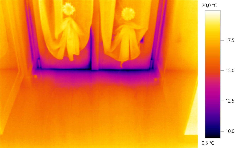 termografia interni