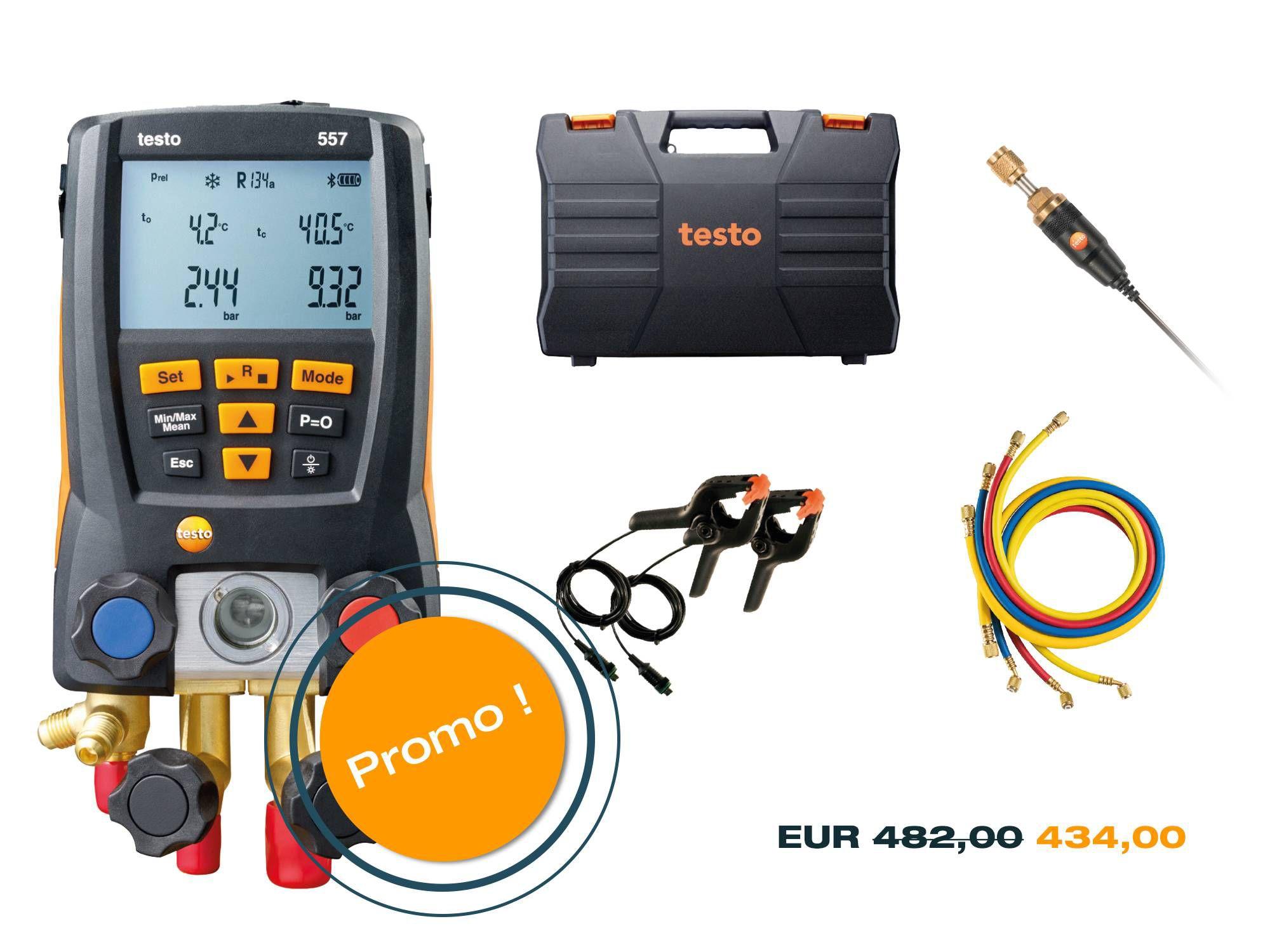 testo557 kit d'aide au montage digitale